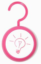Tactile Lumière luminaires lampes Rose de l'armoire à pendre penderie Buzzer