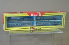 RIVAROSSI ATLAS 2001 THE CAPITOL LTD COMPLETE TRAIN B&O 4-6-2 PRESIDENT POLK mz