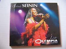 CD DIGIPACK GERTRUDE SEININ - LIVE A L'OLYMPIA  / neuf & scellé
