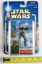 HASBRO STAR WARS RETURN OF THE JEDI COLLECTION 2, #33 ENDOR SOLDIER, 2001, MOC