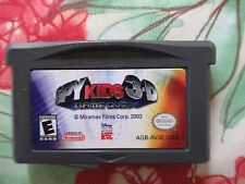 Spy Kids 3-D: Game Over (Nintendo Game Boy Advance, 2003)CART ONLY