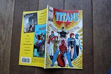 TITANS N°153/COMME NEUF/1991/LUG/MARVEL