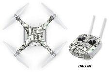 DJI Phantom 4 Drone Wrap RC Quadcopter Decal Sticker Custom Skin Accessory BALLN