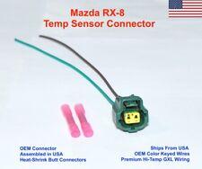 Mazda RX-8 Coolant Temp Sensor Connector Plug Engine Harness Repair Pigtail 13B