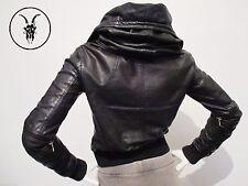 AllSaints Women's Biker Waist Length Casual Coats & Jackets