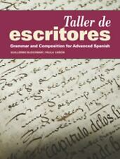 Taller de Escritores by Paula Canon, Guillermo Bleichmar and Bleichmar (2011, P…