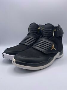Nike Air Jordan Mens 10 Generation 23 Black White Sneakers Shoes New AA1294-021