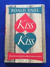 KISS KISS - FIRST AMERICAN EDITION BY ROALD DAHL
