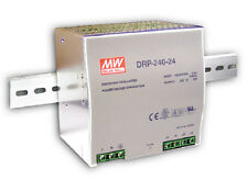 Mean Well DRP-240-48 AC to DC DIN-Rail Power Supply 48Volt 5A 240W US Authorized