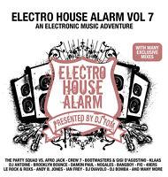 Cd Electro House Alarm vol. 7 di vari artisti 2cds