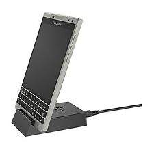 OEM Blackberry Charging Desktop USB 2. Sync Pod Dock For Passport Silver Edition