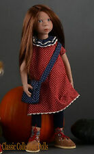 """""""avery"""" junior doll by zwergnase-collection 2017 - 20"""" - neuf-en stock maintenant!"""