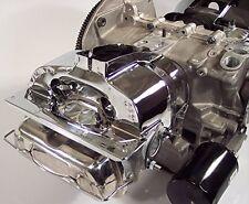 Empi 9063 Chrome Dual Port Cylinder Shrouds - Vw Dune Buggy Bug Beetle Baja Ghi