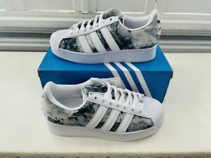 ADIDAS ORIGINALS SUPERSTAR BOLD WOMEN'S TRAINERS SHOES FX3525 NEW SIZE UK 7