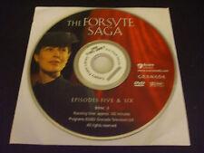 The Forsyte Saga - Disc 3 - Episodes 5 & 6 (DVD, 2002) - Disc Only!!!