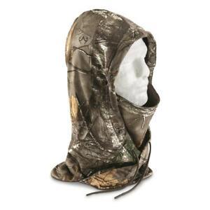New Under Armour Men's UA Camo Storm Hunt Facemask Balaclava Realtree-Xtra OSFA