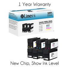 10 Pk 950XL 951XL Ink Cartridge For HP OfficeJet Pro 8100 8600 8610 8615 w/Chip