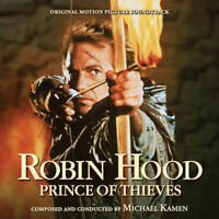 Robin Hood Prince Of Thieves - 2 x CD Complete - Limited Edition - Michael Kamen