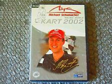 PC MICHAEL SCHUMACHER RACING WORLD KART 2002 JOWOOD 3+YRS - NEW AND SEALED