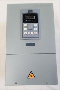 3 phase digital converter 7.5kw 10hp, input 240 volt 1 phase output 415 3 phase