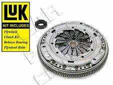 FOR AUDI A3 SEAT SKODA VW GOLF 1.9TDi GENUINE LUK CLUTCH KIT DUAL MASS FLYWHEEL