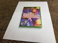 Dance Dance Revolution Ultramix 2 (Microsoft Xbox, 2004) new sealed