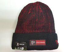 Atlanta Falcons New Era Knit Hat On Field Tech Beanie FLEECE LINED Cap 2016
