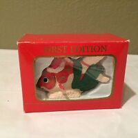 Kurt S Adler Christmas Ornament Clown Fish Petsmart First Edition
