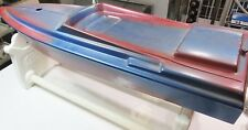 Deep Vee Boat, Fiberglass Boat Nitro, Gas, Electric With Robart Stand