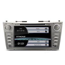 "AUTORADIO 8"" Toyota Aurion Camry Gps Bluetooth Comandi Volante Dvd Mp3"