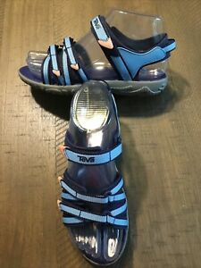 Teva Junior Kid/Big Size 3 Open Toe Sandals Sports Hiking Euro Sz 35 EUC
