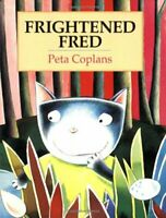 Frightened Fred by Coplans, Peta Paperback Book The Fast Free Shipping