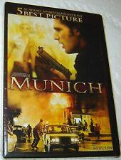 Munich (Dvd, 2006, Widescreen), New & Sealed, Region 1, Widescreen, Spielberg!