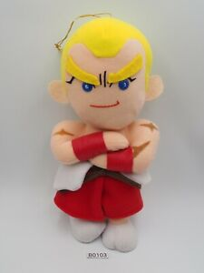 """Fatal Fury B0103 King Of Fighters 1993 Geese Howard SNK Japan Plush 9"""" Toy Doll"""