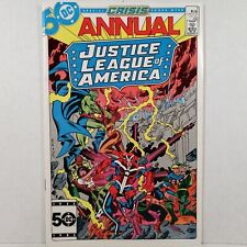 Justice League of America Annual - No. 3 - DC Comics Inc. - 1985 - Buy It Now!