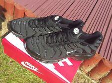 Nike Tn 's taglia 9 Nero e Bianco