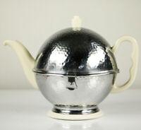 Thermisol Tee Isolier Kanne Bauscher Lizenz Bavaria Porzellan Art Deco