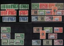 CAYMAN ISLANDS: Selection of Used & Unused Examples - 8 Stock Cards (36547)