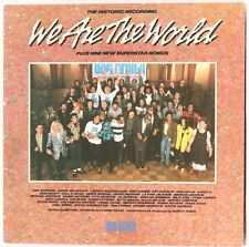 We Are The World  U.S.A For Africa Vinyl Record