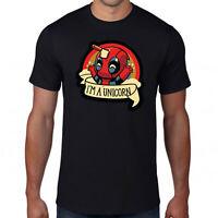 I'm A Unicorn Deadpool T-Shirt,Superhero Marvel Comics Funny Adults Kids & Top