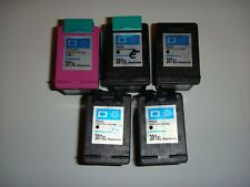 HP 301 XL empty ink cartridges x5