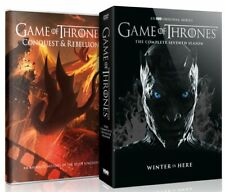Game Of Thrones Complete Season 7 Seventh TV Movie Series 4 DVD Discs Box Set