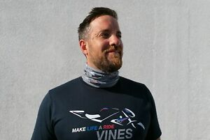 VINES MOTORRAD GREY UNISEX SNOOD