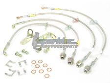 Goodridge G-Stop Stainless Steel Brake Line Kit 06-11 Honda Civic with Rear Disc