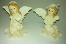 Set of 2 Angel Fairy Figurines