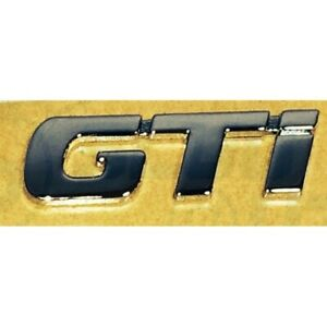 monogramme badge logo Peugeot GTI 206 207 208 307 308 106 306 NEUF