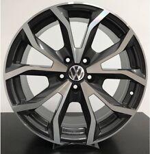 "4x Cerchi in lega Volkswagen Golf 5 6 7 Tiguan Passat Scirocco da 17"" Offerta S1"