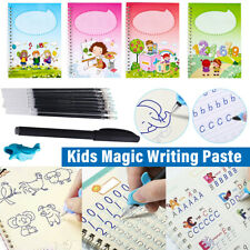 Magic Calligraphy That Can Be Copybook Set for Kid Writing Reused Handwriting1