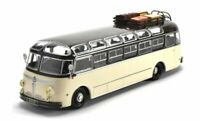 Isobloc 648 DP (1955) in Black and Cream (1:43 scale by Ex Mag HC17)