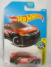 Honda Odyssey 1:64 Scale die-cast Model Car from HW Speed Graphics by Hot Wheels
